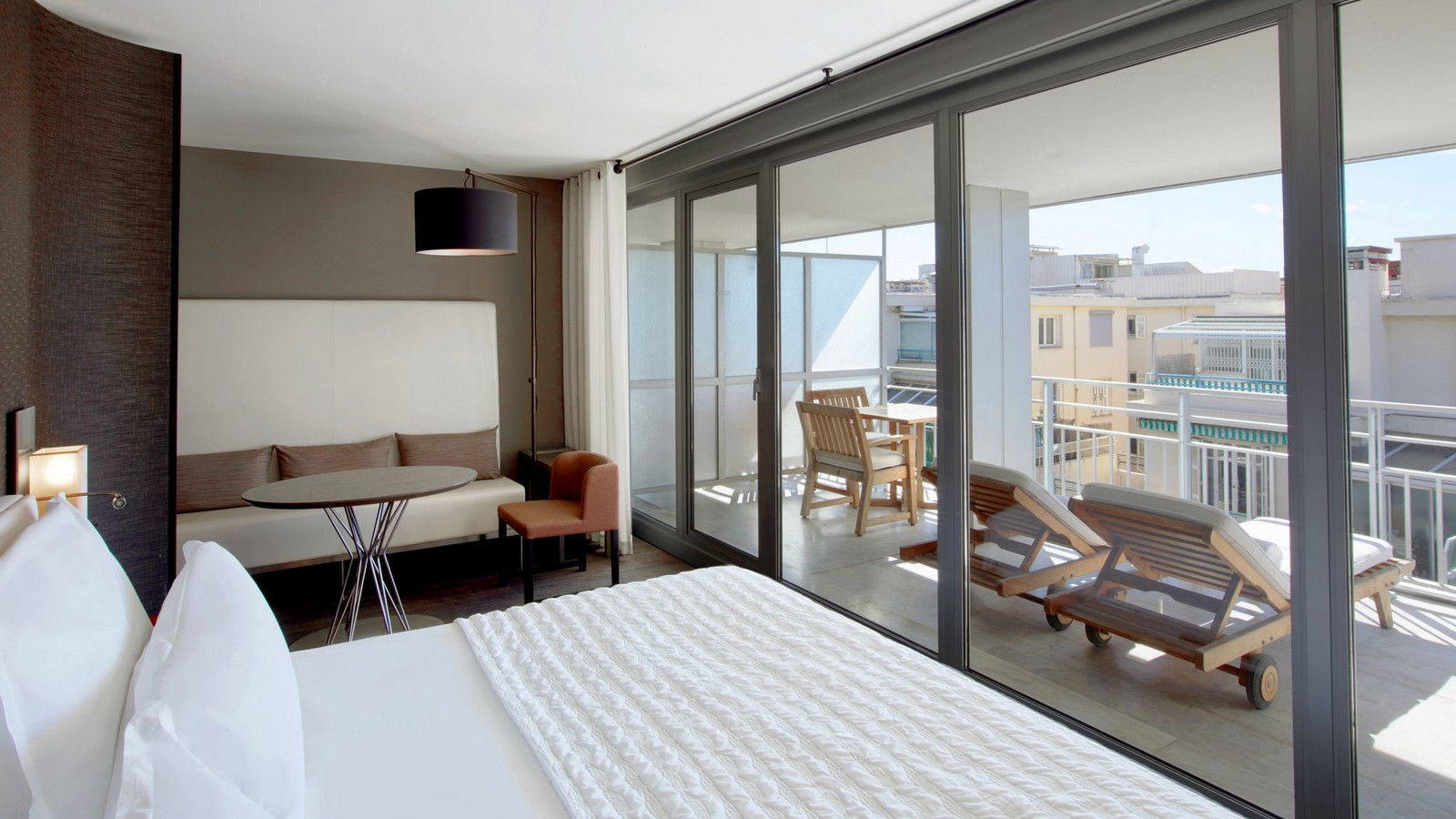 Executive Room City View - Terrace In Le Meridien NICE